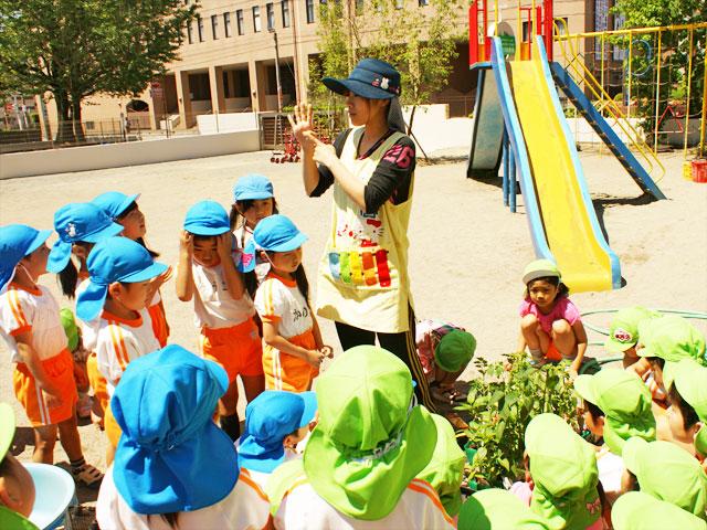 5領域にかかわる内容についての組織的・計画的教育及び保育実践