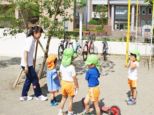 幼稚園教育実習